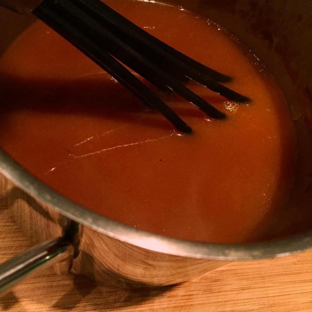 Sauce Espagnole - a mother sauce