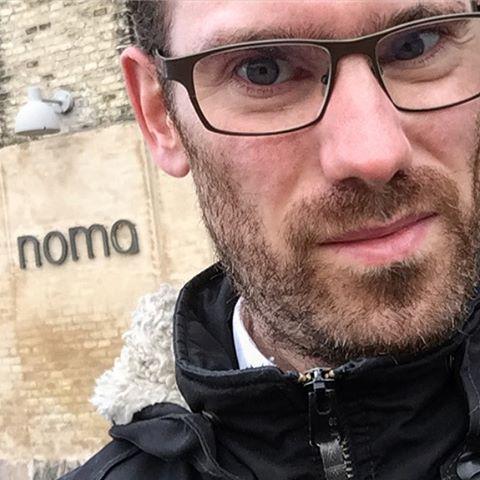 Johan at Noma