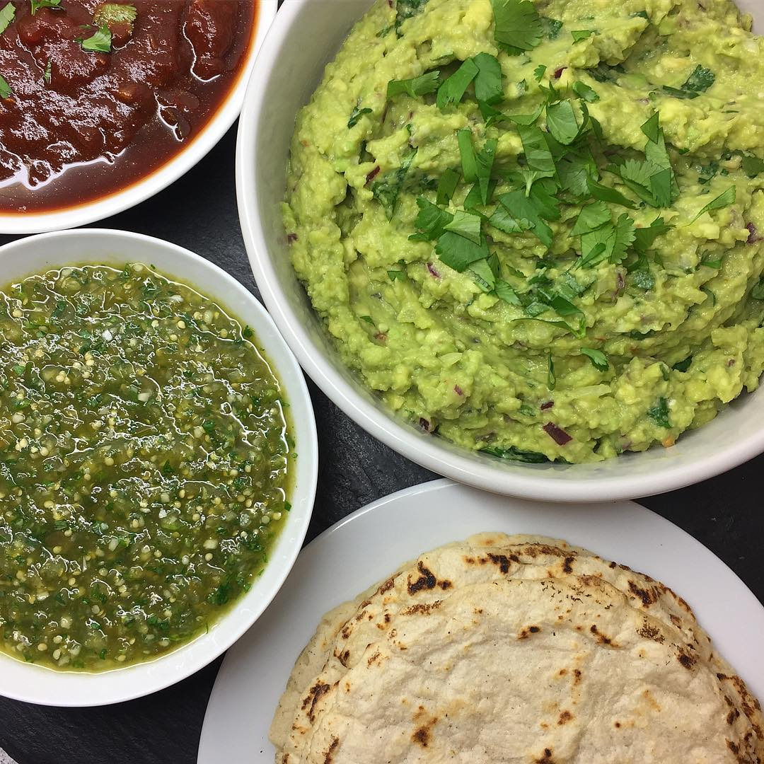 Beginner's Guide to Mexican Food, Part II: Authentic Guacamole Recipe