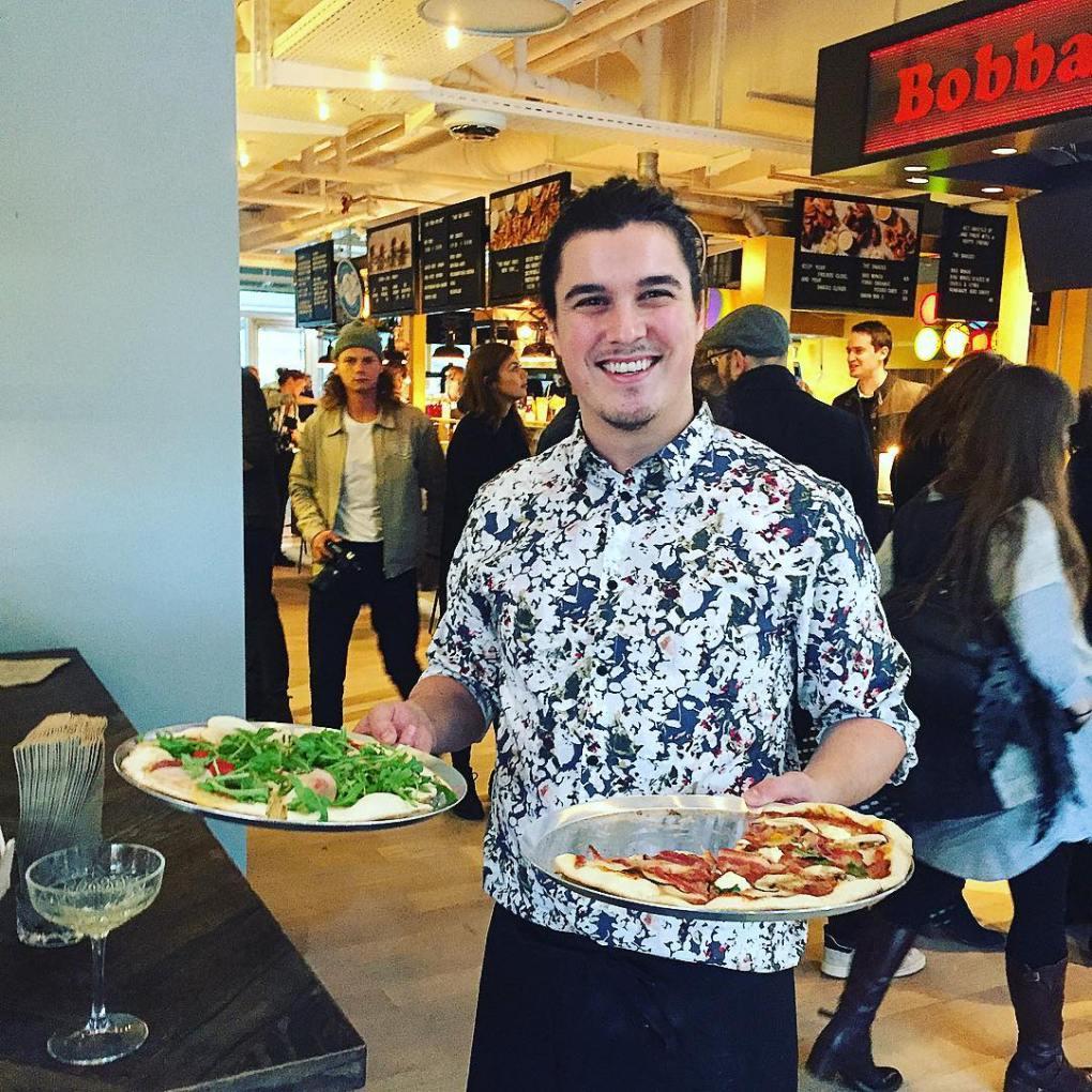 Gorms Pizza - Tivoli Food Hall