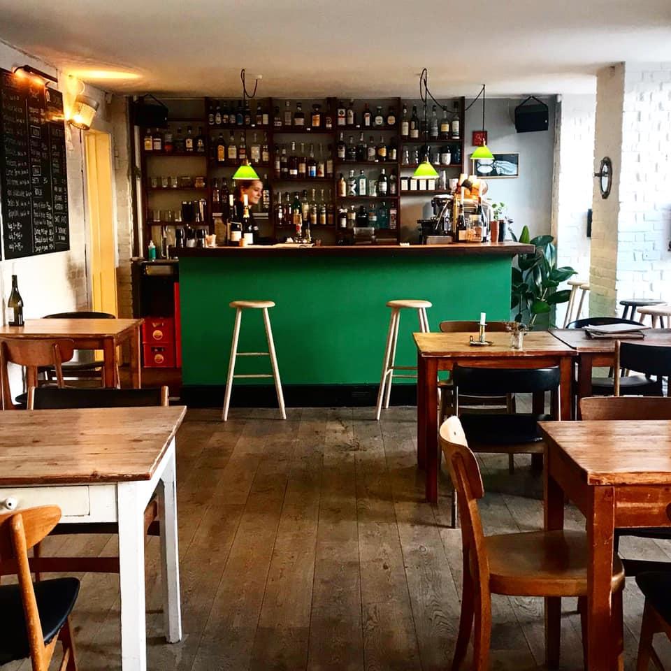 Motley Eatery and Bar - Interior