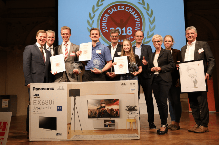 "OÖ ""Junior Sales Champion 2018"" gekürt"