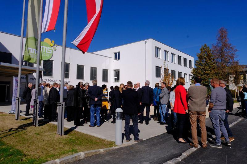 Neue Musikmittelschule Freistadt feierlich eröffnet