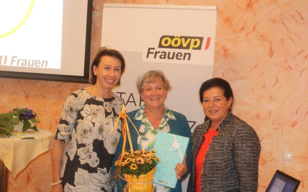 Margit Grad neue Chefin der ÖVP Frauen