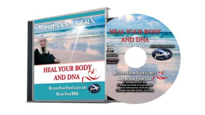 Heal your body and DNA