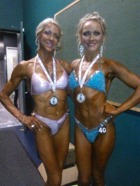 Alyssa robyn medals