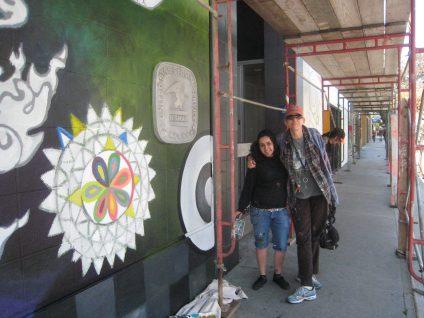 cristina and me