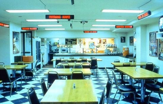 Bayanihan Transition restaurant