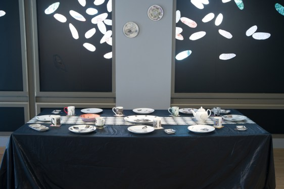 Placesetting I-Hotel-History-table