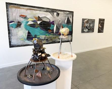 Impossible Matter installation view_Johanna Poethig
