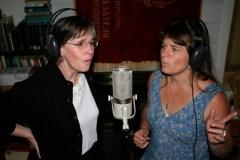 Barbara and Audrey