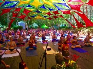 Lullaby Yoga at Beloved