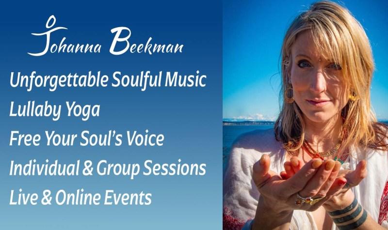 Johanna Beekman overview slide