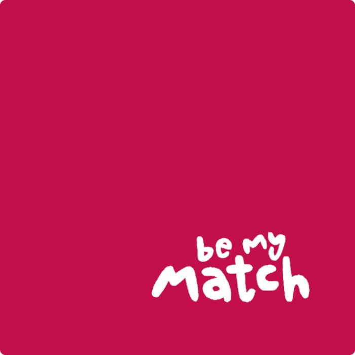 Beitragsbild Be my match