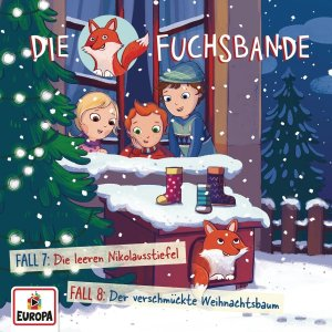 Cover Fuchsbande CD4