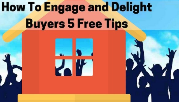 How To Engage and Delight Buyers 5 Free Tips