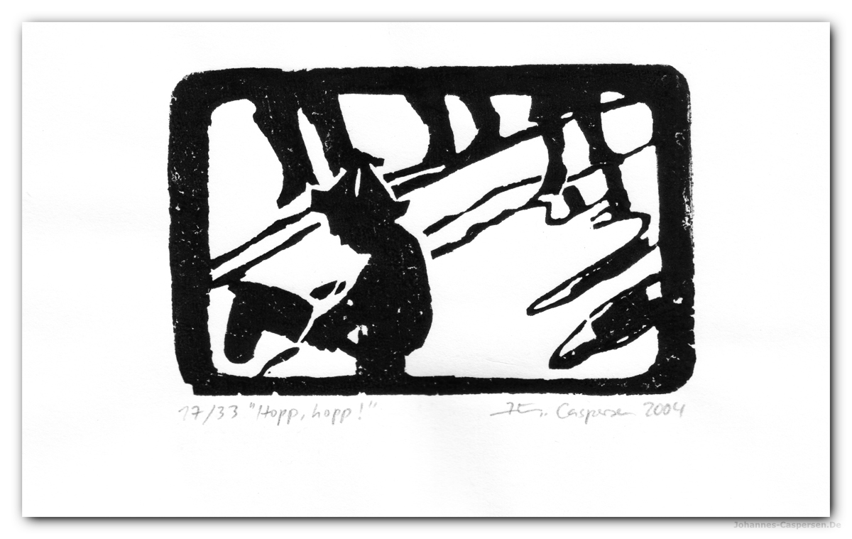 2003 Woyzeck- Hopp Hopp von Johannes Caspersen