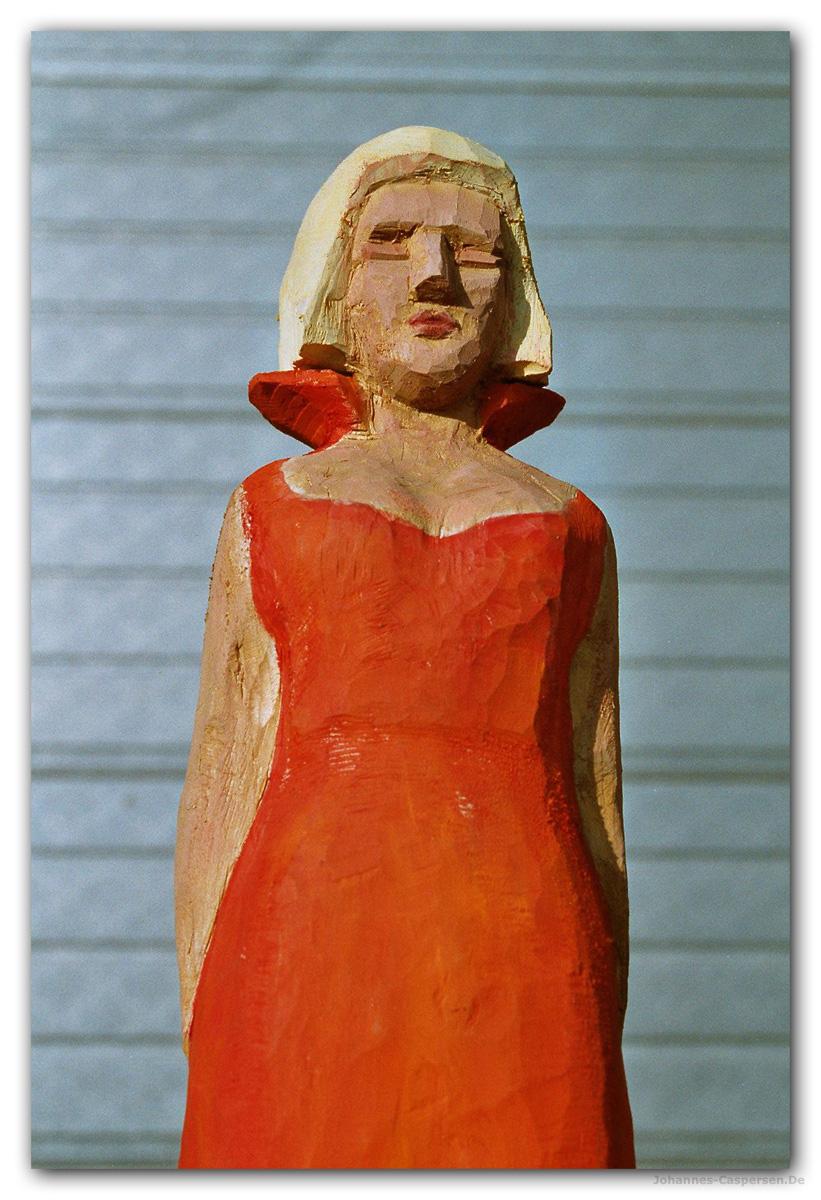 2005 Orangene Braut von Johannes Caspersen