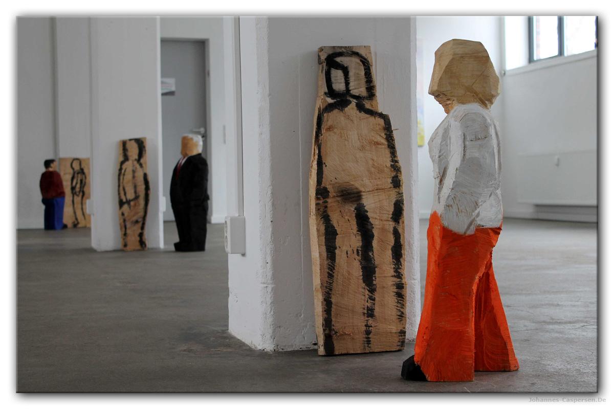 2013 Frau Orange von Johannes Caspersen