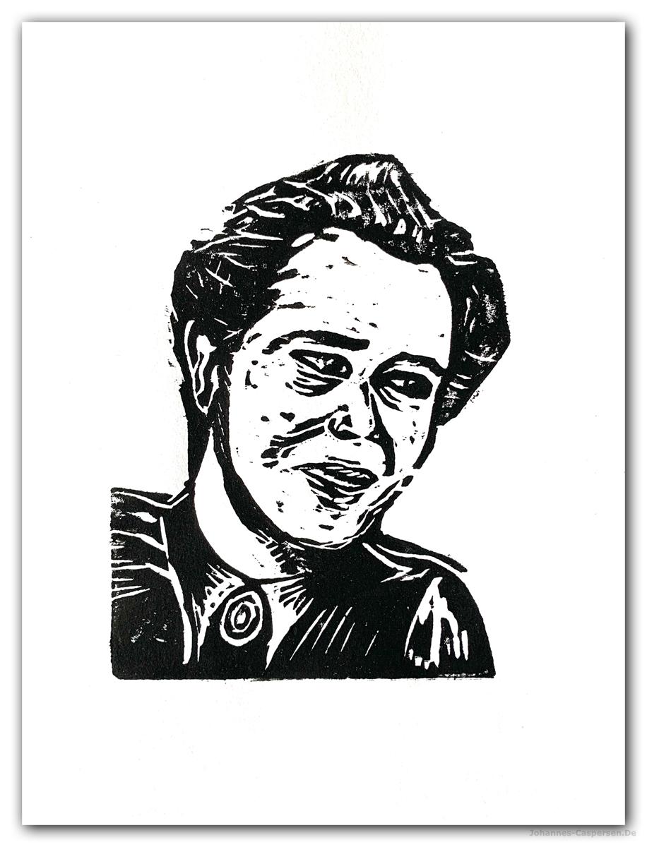 2020 Hannah Arendt von Johannes Caspersen