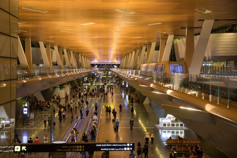 Flughafen Doha2