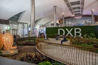 Flughafen Dubai-1