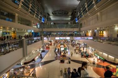 Flughafen Dubai-2