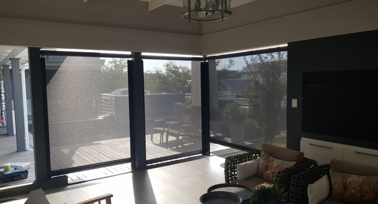 custom blinds, outdoor awnings