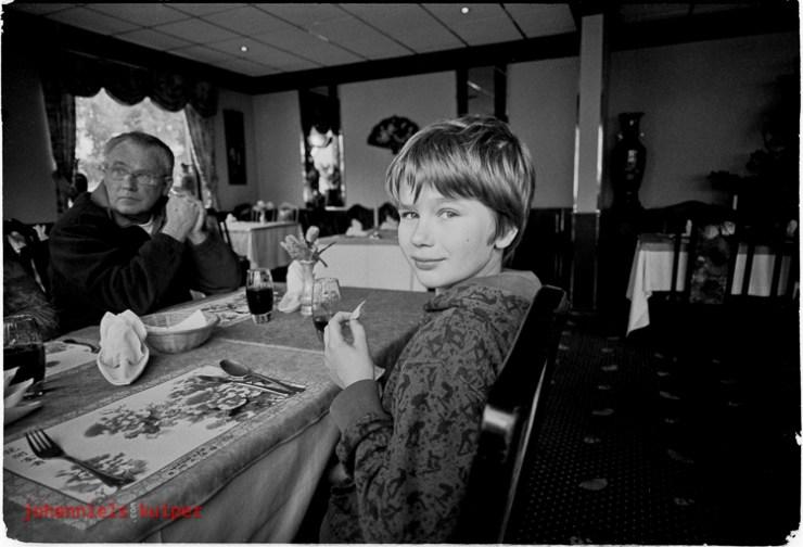 Johan Niels Kuiper Fotograaf in Assen - Leica Super Angulon 21mm - portrait