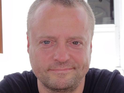 Stenens tid forfatter Johan Ottosen