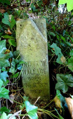 Arthur W Wallace (1821-1898)