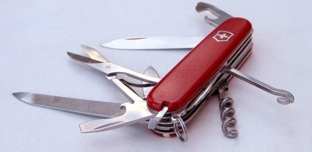Mer samarbete är ingen schweizisk armékniv.