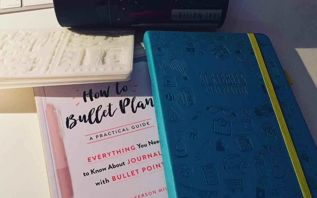 How I've Increased My Productivity Through Bullet Journaling