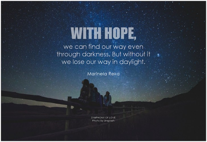 Hope is Free
