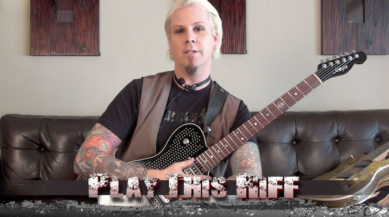John 5 Play this Riff