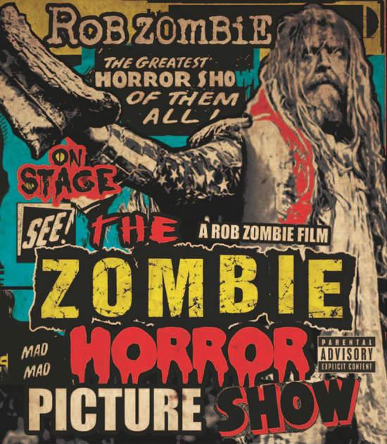 Rob Zombie Live DVD