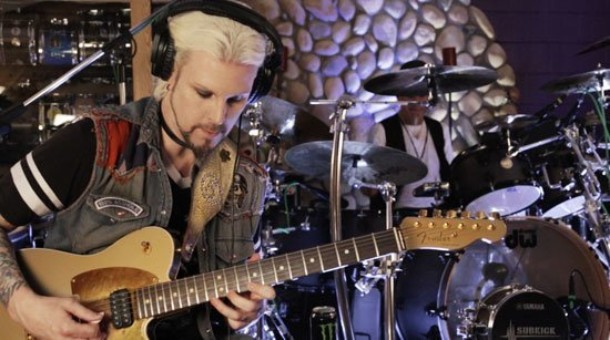 John 5, Jonny Coffin, Careful With that Axe