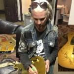 John 5 guitar auction Ruben