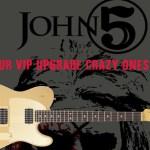 John 5 VIP 2017