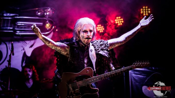 John 5. Photo by Diane Webb