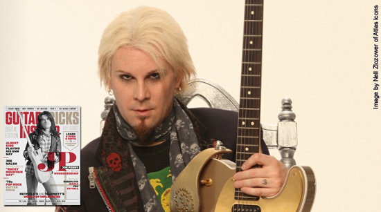 John 5 Guitar Tricks Insider interview July 2017