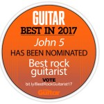 John 5 Best Rock Guitarist 2017