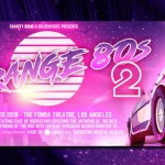 Strange 80's 2
