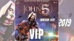 John 5 VIP Invasion 2019