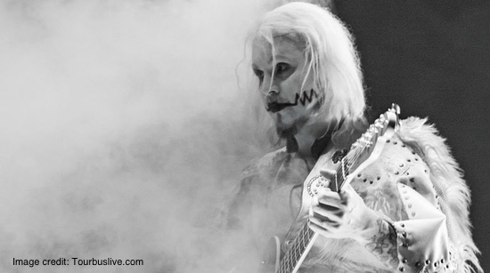 John 5 Guitar World August 2019 Tour Bus Live