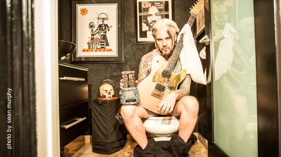 John 5 Revolver Magazine Interview