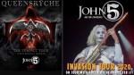 John 5 Queensryche 2020