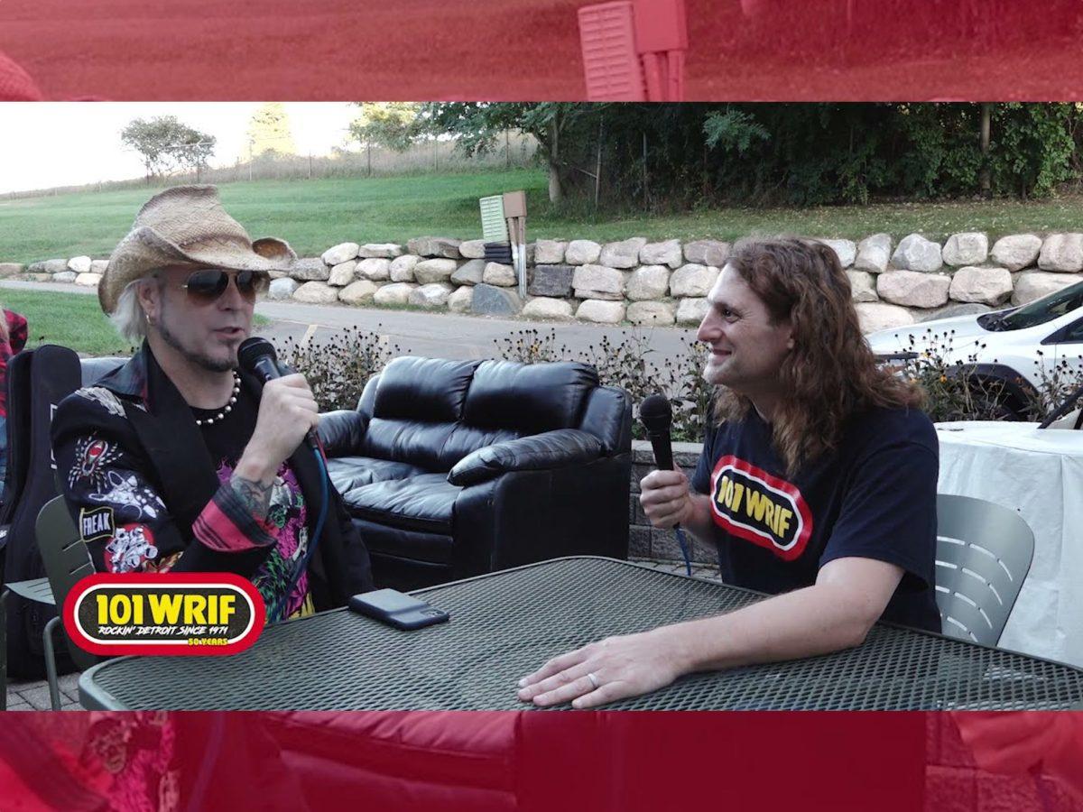 John 5 interview 101 WRIF 2021