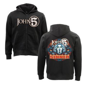 John 5 Sinner Hoodie