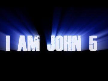 I am John 5 - John 5 and The Creatures